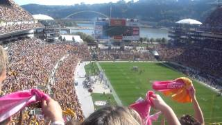 Pittsburgh Steelers Renegade Song 10/09/2011