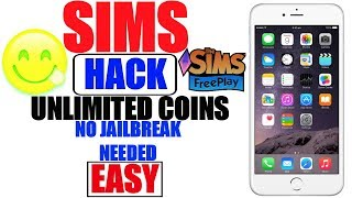 iOS 9-11: The Sims FreePlay (HACK) - Free Simoleons, Unlimited Coins/Money - Life Points | July 2017