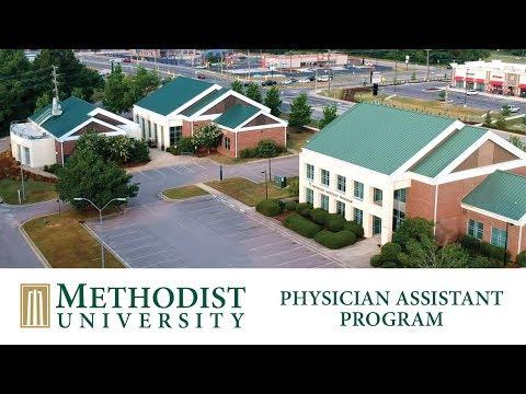 Physician Assistant Studies (MMS) | Methodist University