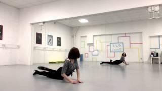 Стриппластика | комбинация для начинающих | OLE Dance