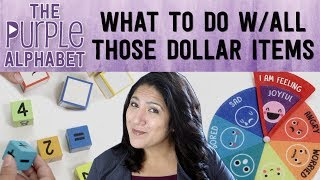 ACTIVITIES for TARGET DOLLAR SPOT LEARNING STUFF
