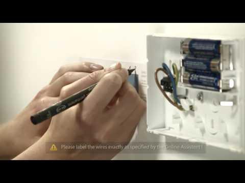 Tado° Installation Smart Thermostat With Room Thermostat European Market