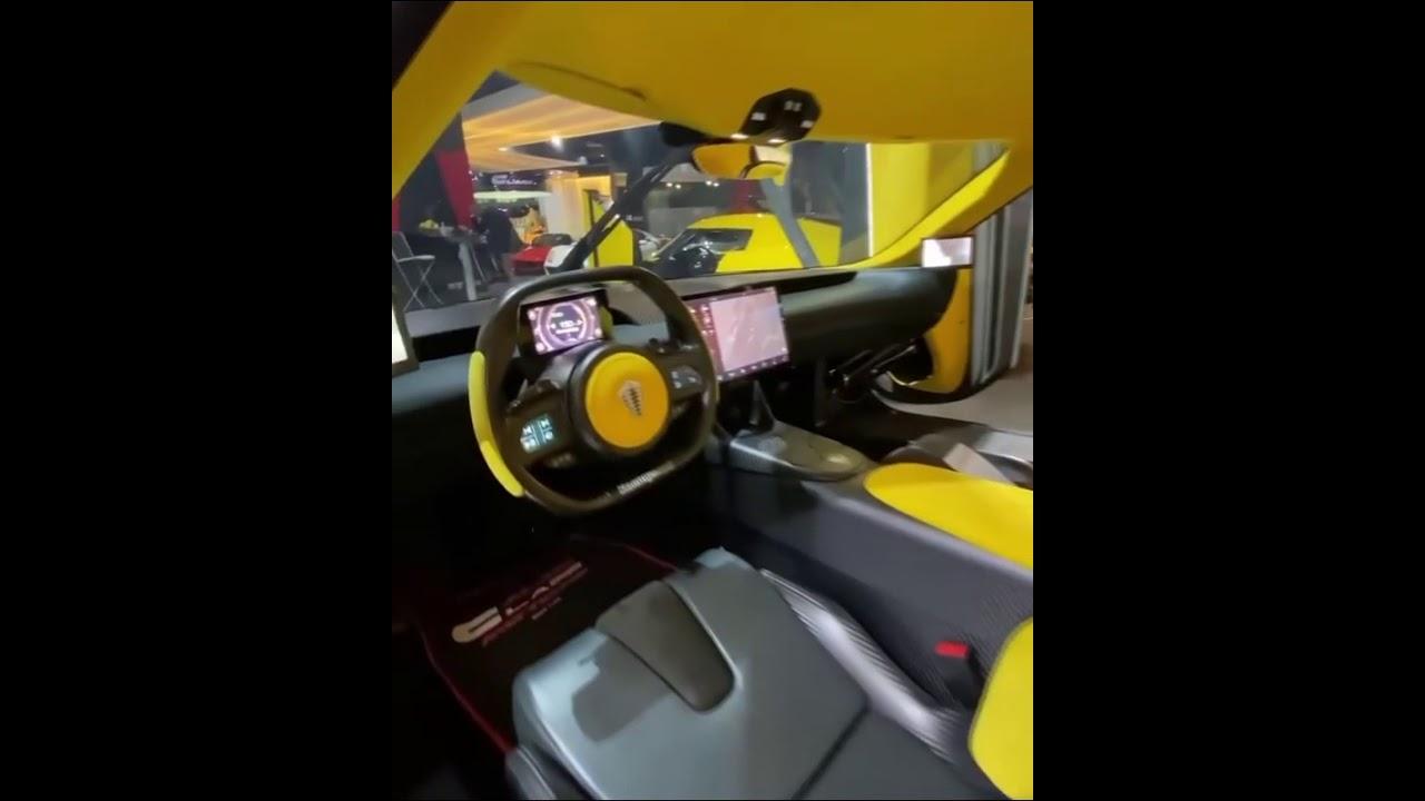 Koenigsegg Gemera Hypercar Details