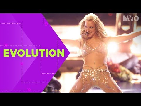 Which Britney Spears Music Video is Your Favorite? | Evolution | The MVTO