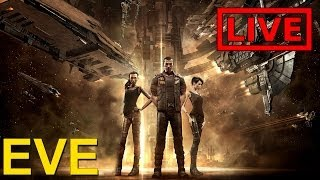 EVE Online — [live] stream #13 — маленький Гаврош (factional warfare)