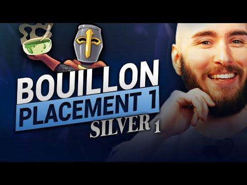 Vidéo d'Alderiate : ALDERIATE & AKABANE - SMURFING BOUILLON - OLAF VS GAREN - PREMIÈRE GAME DE PLACEMENT