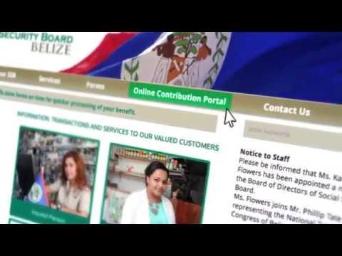 Social Security Board Online Portal