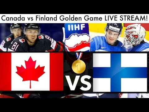 Canada vs Finland IIHF Gold Medal Game LIVE STREAM! (2019 World Championships CAN/FIN Reaction) from YouTube · Duration:  2 hours 25 minutes