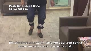 Yürüme analizi Prof. Dr. Bulent Duz