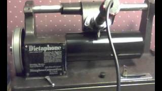Lincoln's Gettysburg Address / recorded on the dictaphone thumbnail