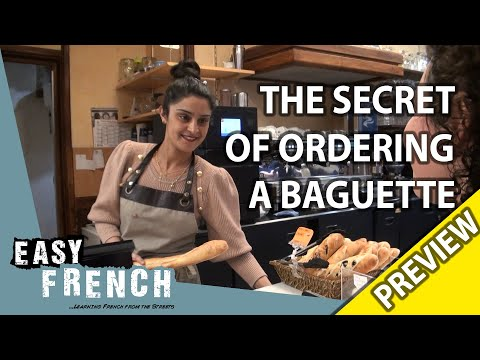 How To Order At A French Bakery Like A Local (Trailer)   Super Easy French 67