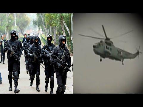 NSG Teams Deployed in Mumbai after Armed Men Spotted in Uran