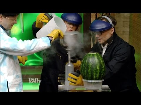 Exploding Watermelon & More Experiments with Science Bob