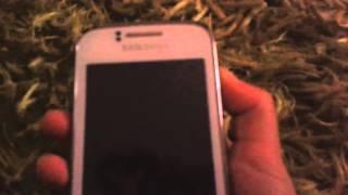 Как перезагрузить Samsung Galaxy S DUOS(, 2015-10-22T09:51:08.000Z)