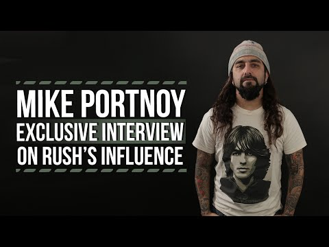 Mike Portnoy on Rush's Influence