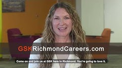 What's special about GSK Richmond? Teamwork, collaboration, and our people