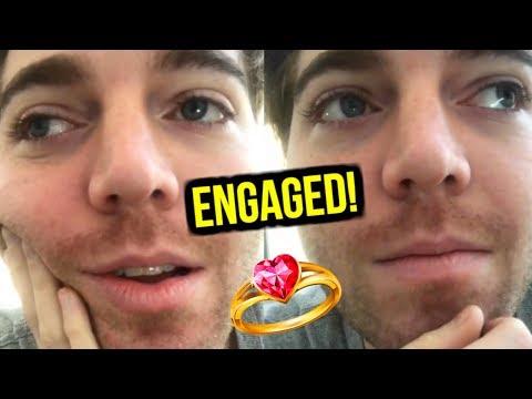 SHANE DAWSON SPILLS TEA ON ENGAGEMENT +  JAMES CHARLES REMOVES ADS!! thumbnail