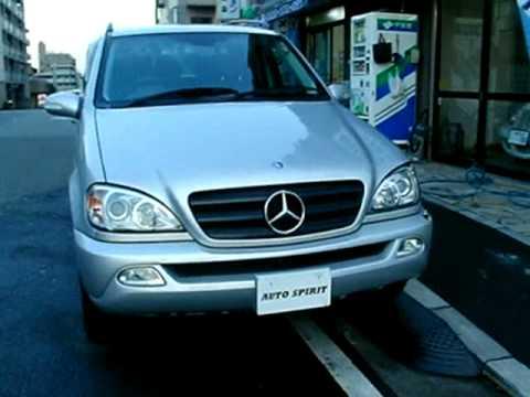 [AutoSpirit] Mercedes-Benz ML270 CDI