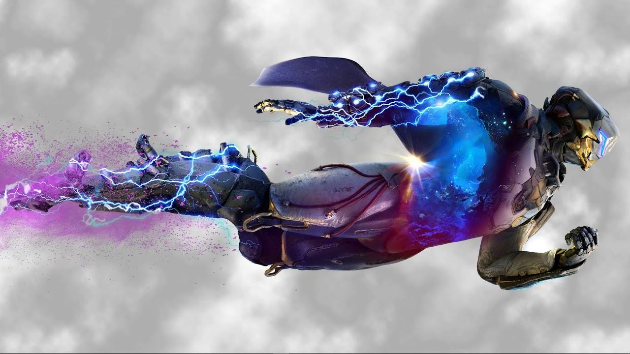 Anthem Storm Javelin Wallpaper Engine