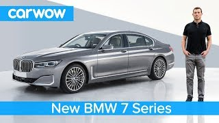 New BMW 7 Series 2020 - can these updates make it better than an S-Class?