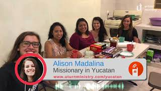 Mission Fields   | Yucatan July 2018