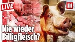 🔴 Ist der Tönnies-Skandal das Ende vom Billigfleisch? | BILD LIVE
