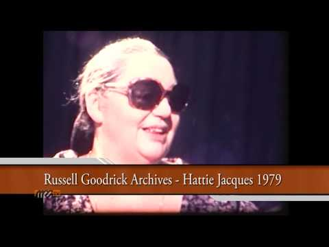 Hattie Jacques  Russell Goodrick Archives 2012