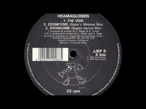 Heamaglobien - Zoomcome (Sage's Herbal Mix) [Jelly Jam Records]