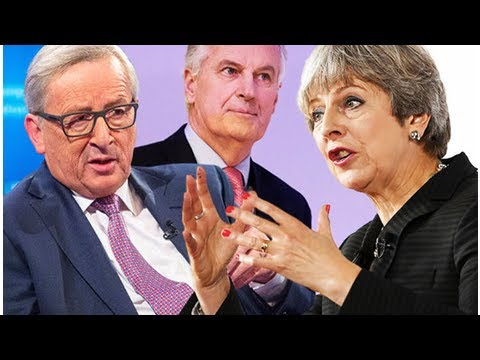 Brexit transition: UK bows to pressure from Brussels in EU 'WALKOVER', legal expert claims