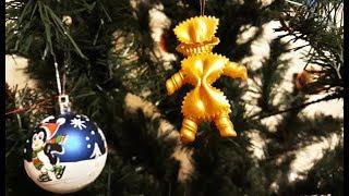 новогодние поделки своими руками/Как быстро сделать игрушку на елку/DIY