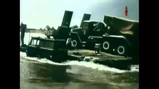 История развития военных шасси
