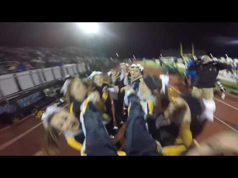 Fontbonne Academy Varsity Cheerleading team