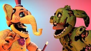 Orville Elephant VS. Springtrap