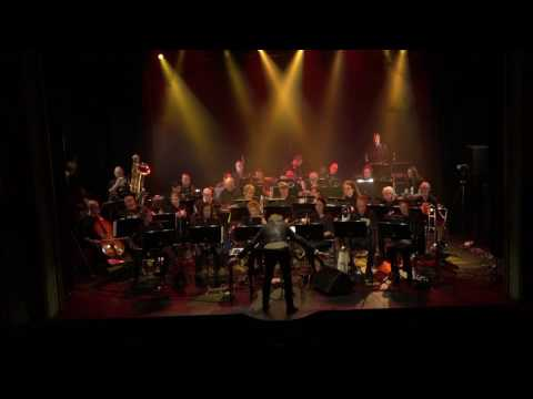 JG Thirlwell & The Great Learning Orchestra at Södra Teatern, Stockholm 2017-03-15