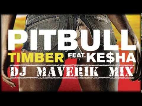Pitbull feat Kesha Vs Winx - Don't Timber (Dj Maverik Mashup Remix)