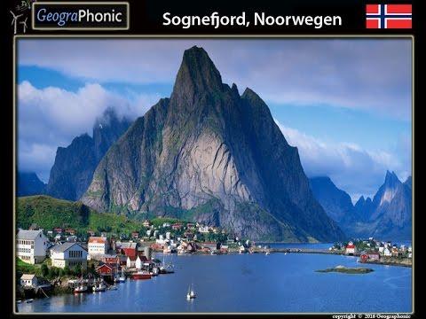 10 Mooiste fjorden van de wereld