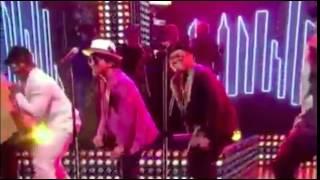 Bruno Mars - Mystikal Uptown Funk  - SNL