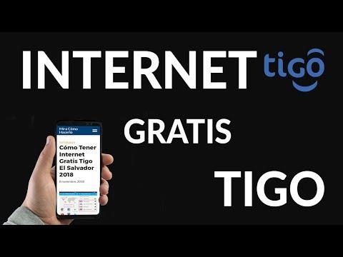 Cómo Tener Internet Gratis Tigo El Salvador