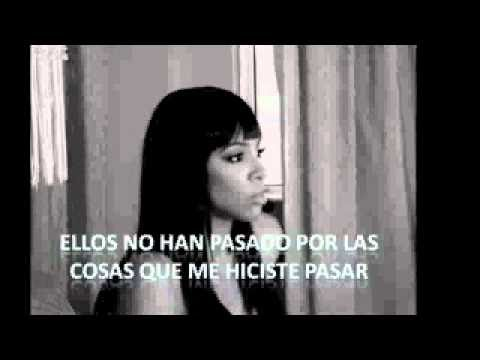 Kelly Rowland  Rose Colored Glasses subtítulos español