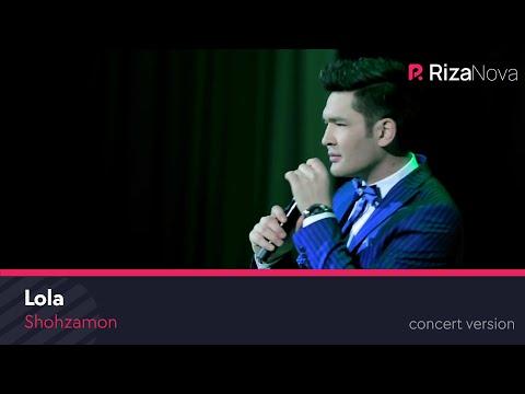 Shohzamon - Lola | Шохзамон - Лола (concert version)