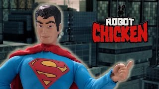 Classic Superman Moments | Robot Chicken | Adult Swim