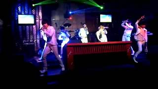 Repeat youtube video SUN7 Perform - Putuskan Saja (Cover Weebe) - Boyband Indonesia