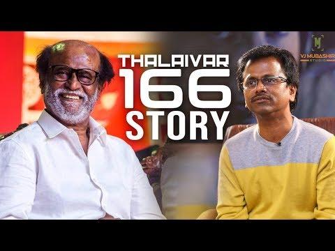 Thalaivar 166 Update   Rajini & Murugadoss Movie story   VJ Mubashir   News 18