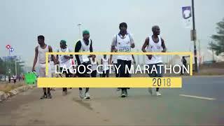 Lagos city marathon 2018