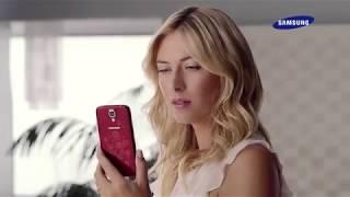 Maria Sharapova - The power of beauty(behind the scene movie 2013)