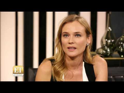 Diane Kruger On Road Trips With Beau Joshua Jackson