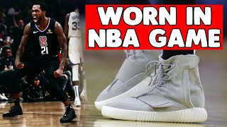 Craziest Shoes Worn in NBA Games by Players