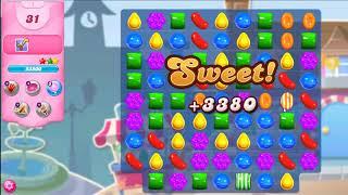 Candy Crush Saga (Level 6-10)