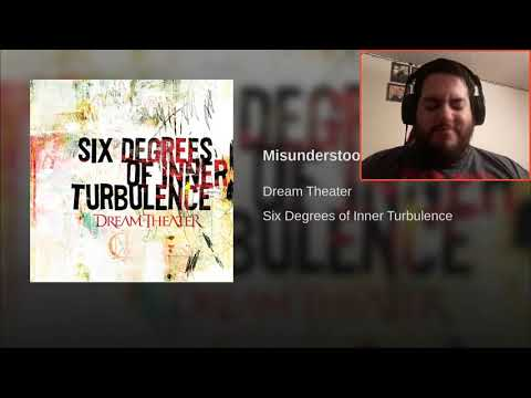 Dream Theater - Misunderstood REACTION!! mp3
