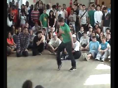 Brothers and Stylez Street Dance Battle